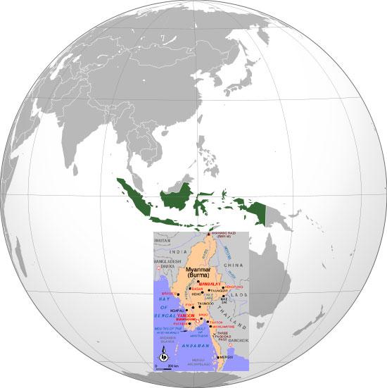 Internacionalización en Asia