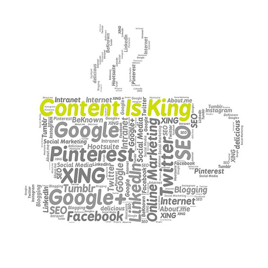 Curación contenidos traducción